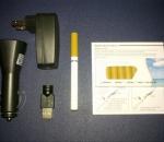 E-HEALTH CIGARETTE